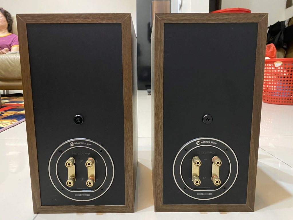 Monitor Audio Bx2 Bookshelf Speaker [Used] Wechat24
