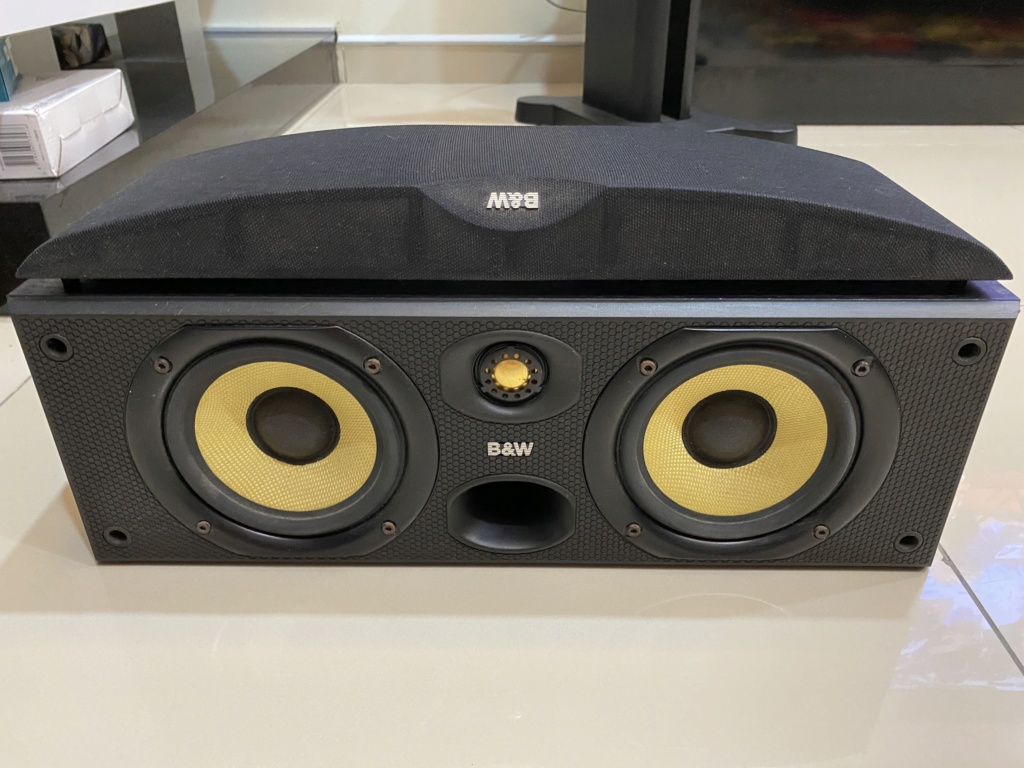 B&W Cc6 S1/Bower&Wilkins Cc6 S1 Center Speaker [Used] Wechat25
