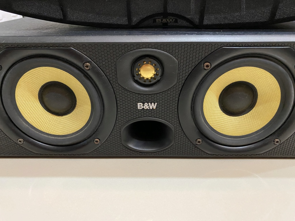 B&W Cc6 S1/Bower&Wilkins Cc6 S1 Center Speaker [Used] Wechat27