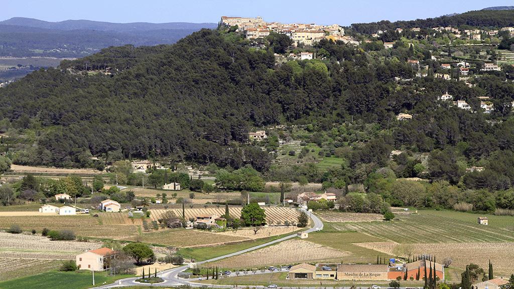 [Paysages] Le Castellet-Village _mg_1613