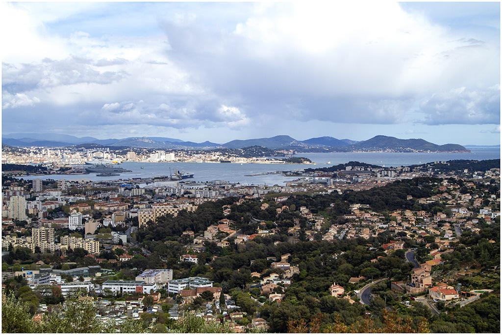 [Paysages] Toulon, La Rade vue du Fort de Six-Fours _mg_4712
