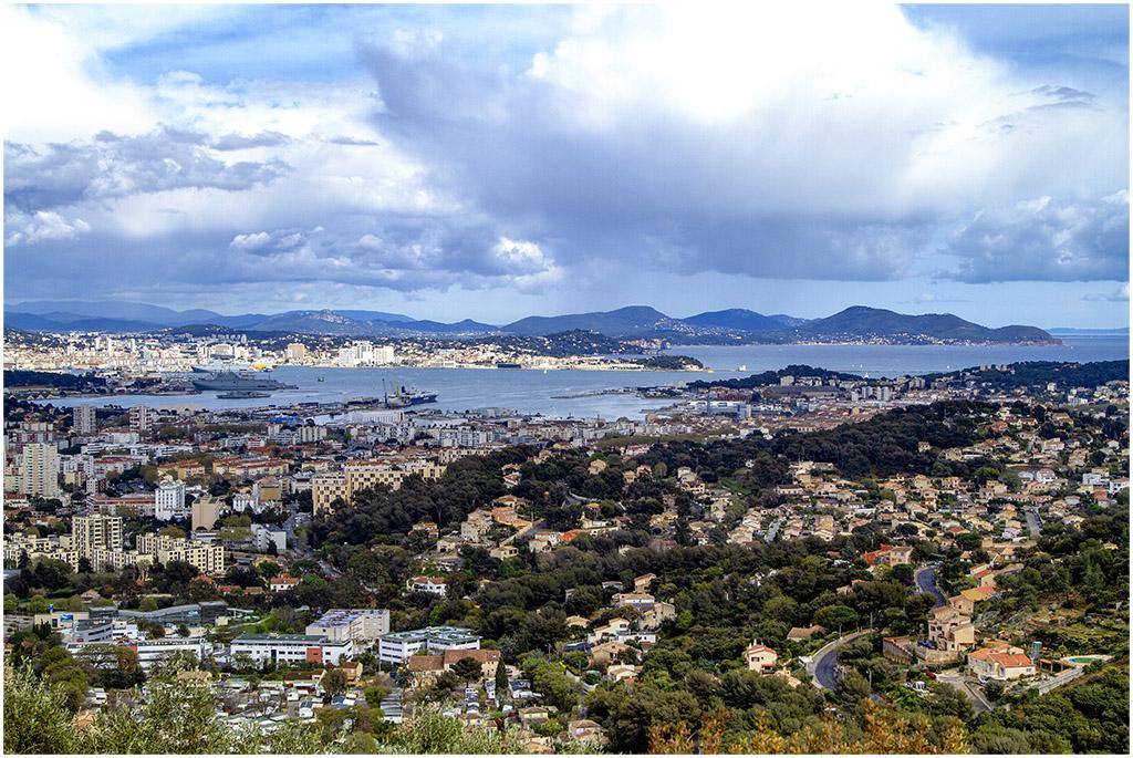 [Paysages] Toulon, La Rade vue du Fort de Six-Fours _mg_4713