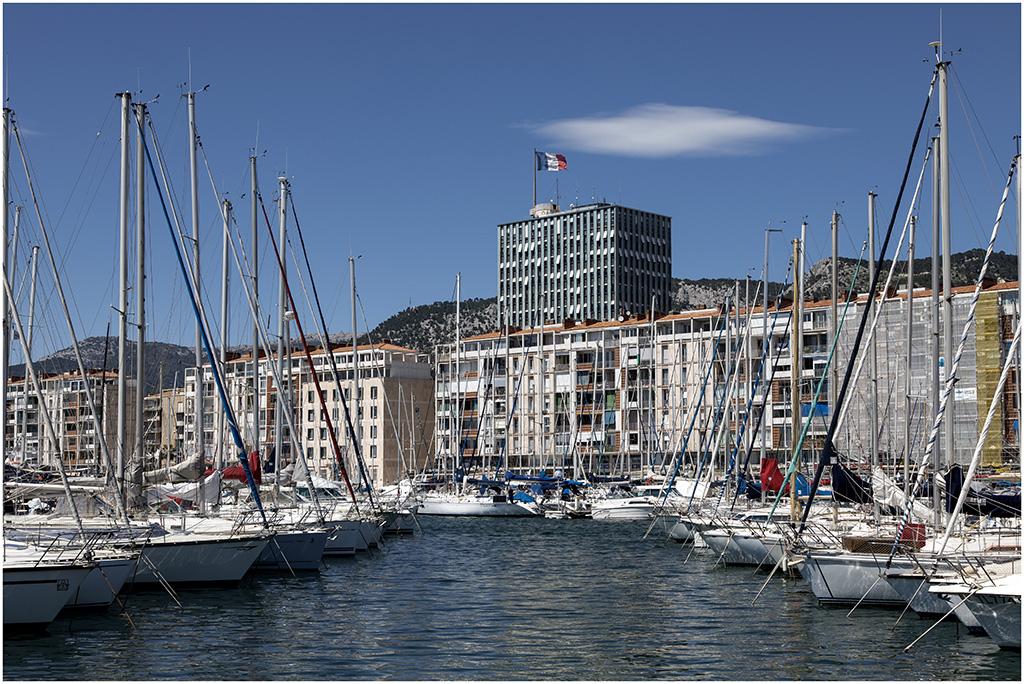 [Architecture_et_Graphisme] Toulon, Mairie et front de mer Bp1a9429