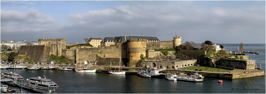 [Panoramas] Brest, Le château Brest_10