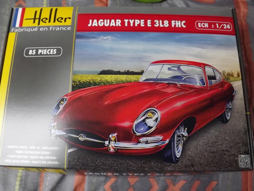 Jaguar Type E 1/24 Heller Dscf3319