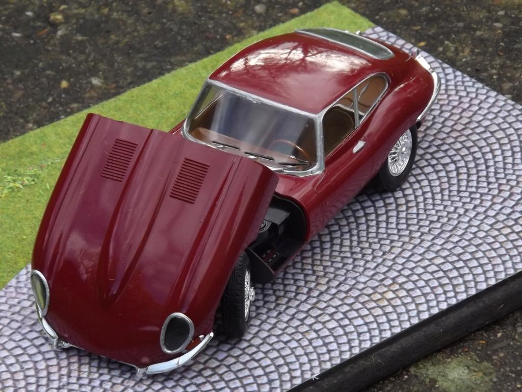 Jaguar Type E 1/24 Heller Dscf3414