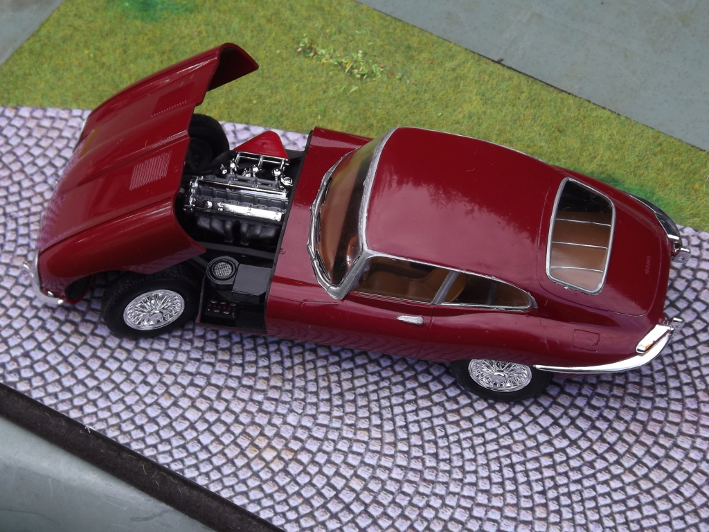 Jaguar Type E 1/24 Heller Dscf3415