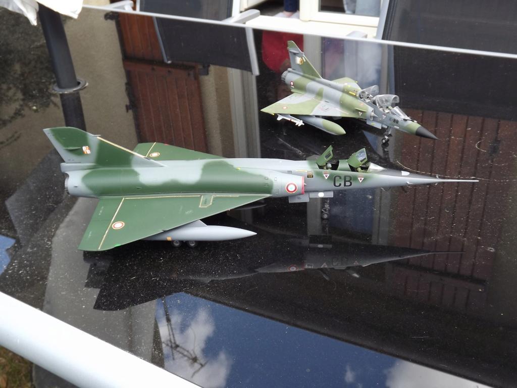 Mirage IV P 1/48 Heller Dscf3428