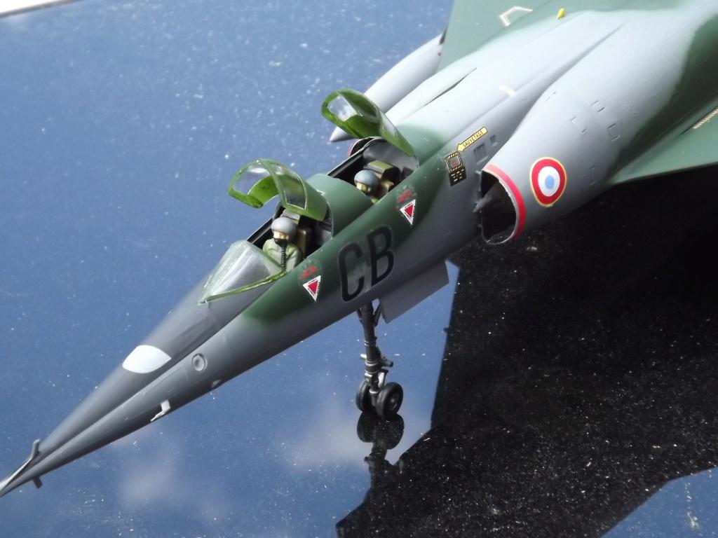 Mirage IV P 1/48 Heller Dscf3430