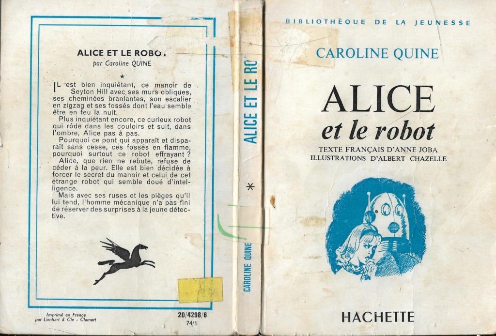 Les anciennes éditions de la série Alice. - Page 7 Alice_10