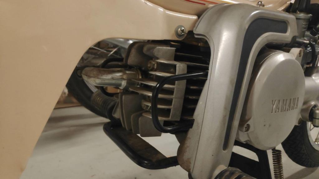 cyclo MBK CT50 3DL moteur yamaha  Img_2041