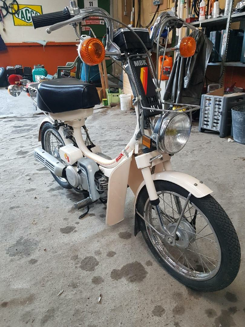 cyclo MBK CT50 3DL moteur yamaha  Save_211