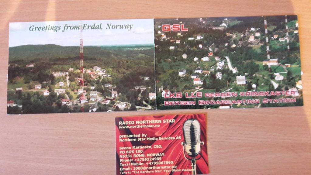 qsl de LKB LLE - Norvège 20190214