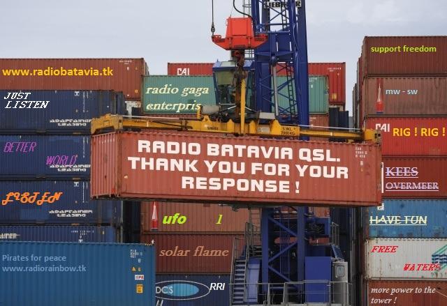 eQSL de radio Batavia Batavi10