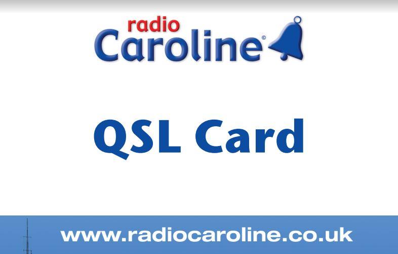 QSL de Radio Caroline Caro_110