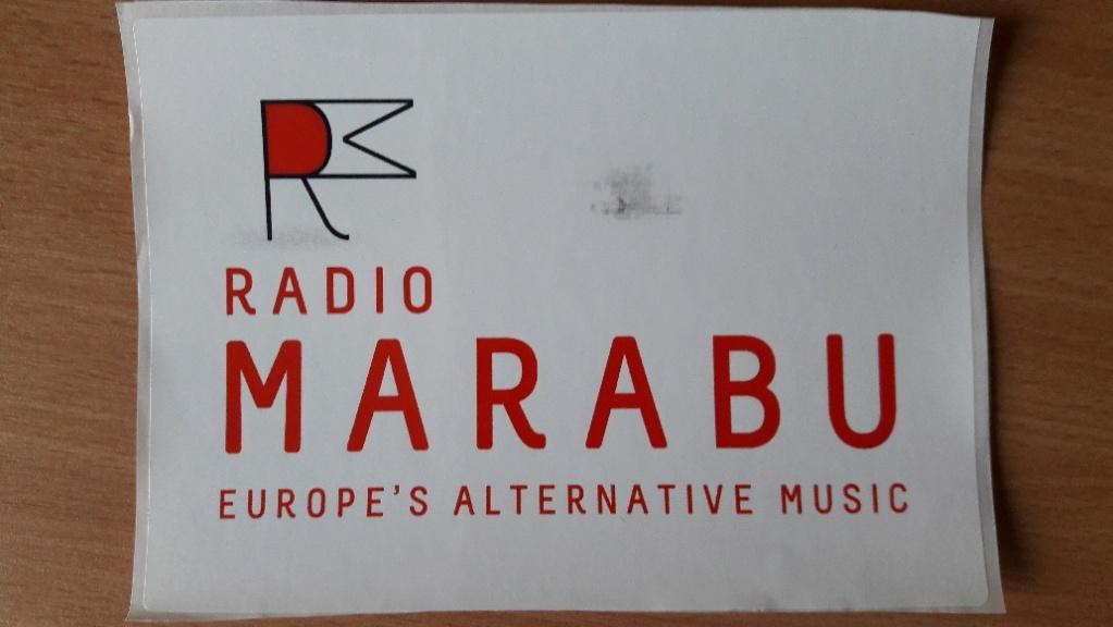 QSL de radio Marabu Marabu10