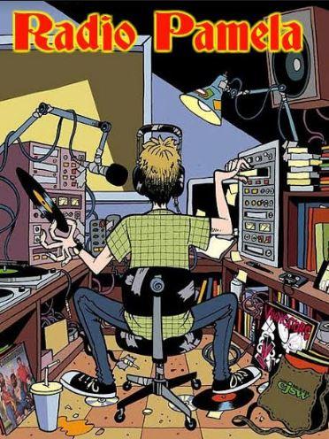 eQSL de radio Pamela Pam210