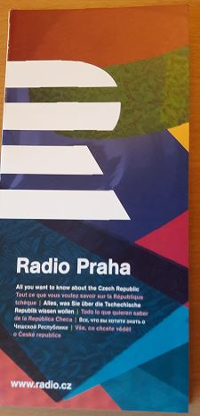 QSL de radio Prague/Czech radio en MW Prag_211