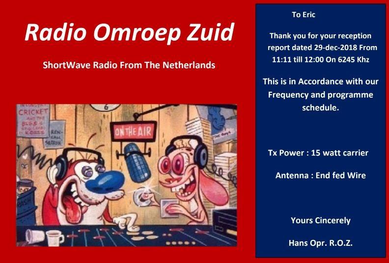 eQSL de radio Oscar Zulu Radio_13