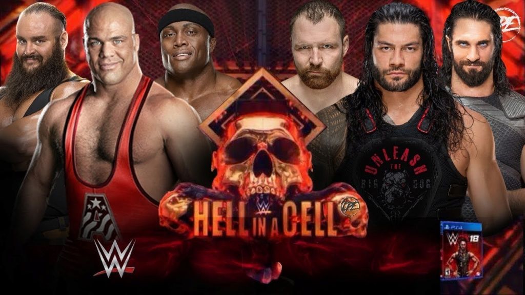 Hell In a Cell 2018 (Carte et résultats) Maxres17