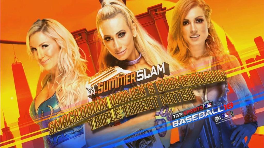 SummerSlam 2018 (Carte et Résultats) Triple10