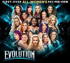WWE Evolution 2018(Carte et Résultats) Tzolzo10