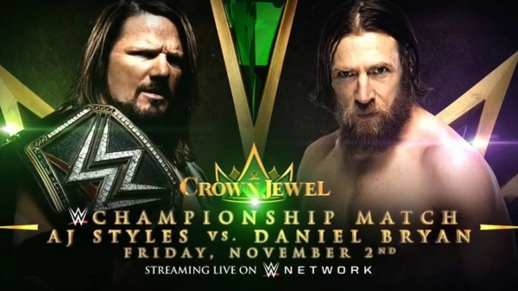 WWE Crown Jewel 2018 (Carte et Résultats) Wwe-cr10