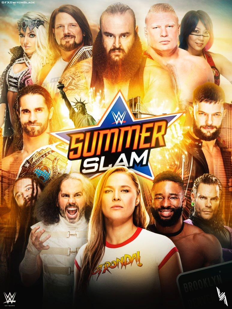SummerSlam 2018 (Carte et Résultats) Wwe_su11