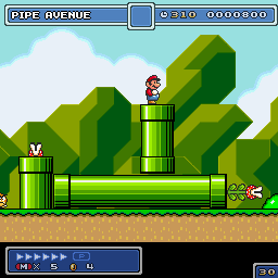 New Super Mario Bros: Again Screen16