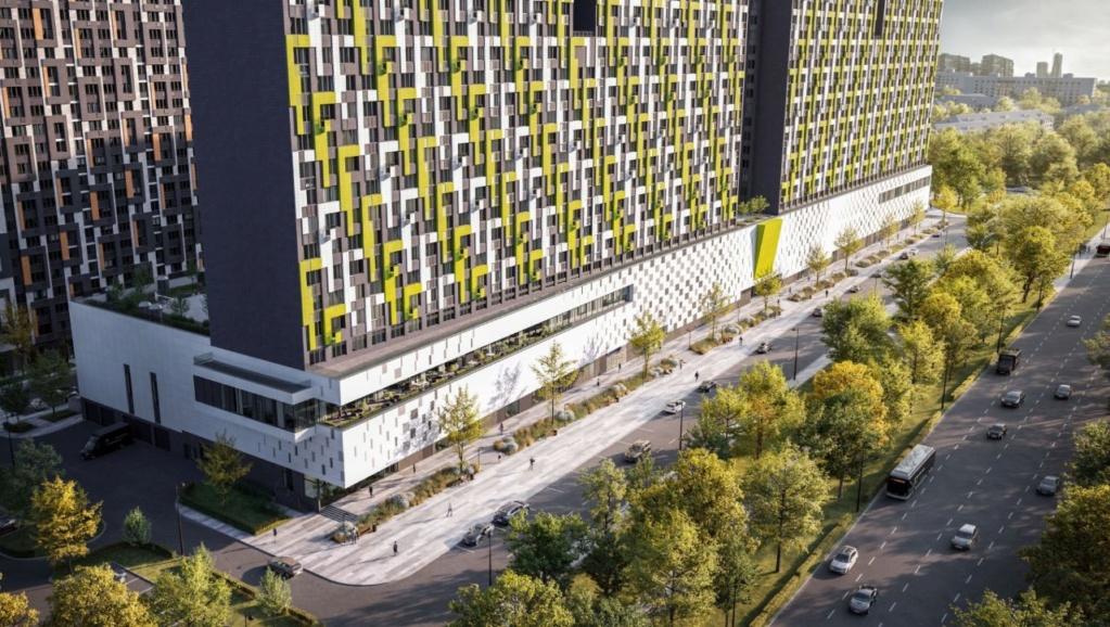 ЖК «Летний сад» пополнится детским садом и школой. Проект на личном контроле у Мэра Москвы Letniy12