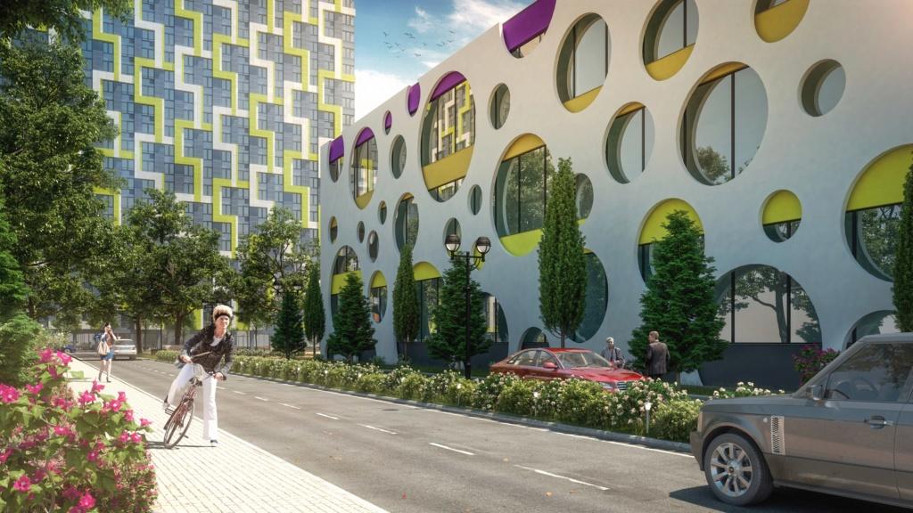 ЖК «Летний сад» пополнится детским садом и школой. Проект на личном контроле у Мэра Москвы Zz5t7610