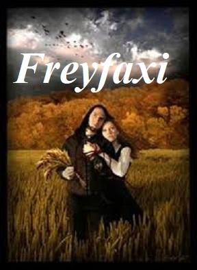 Freyfaxi, Hleifblot, Haust er helga 85029511