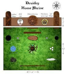 L'Autel Druidique du Druide Nordique dans les textes et dans l'Histoire Abel6617