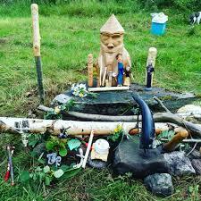 L'Autel Druidique du Druide Nordique dans les textes et dans l'Histoire Bellta11