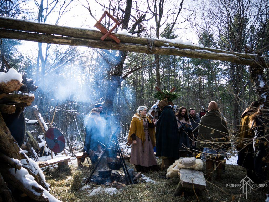 Le 2 Novembre soir du rituel Druidique du Daudrþing Dscn0334