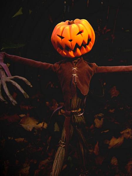 Un conte de Samhain: Le Dullahan et Jack O'lantern Dscn1077