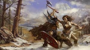 Le rituel du Druidisme du Nord, (Northern îsle Tradition et Gaelic Heathen)  Pour Brynhildrblòt, le 15 Octobre Saint-10