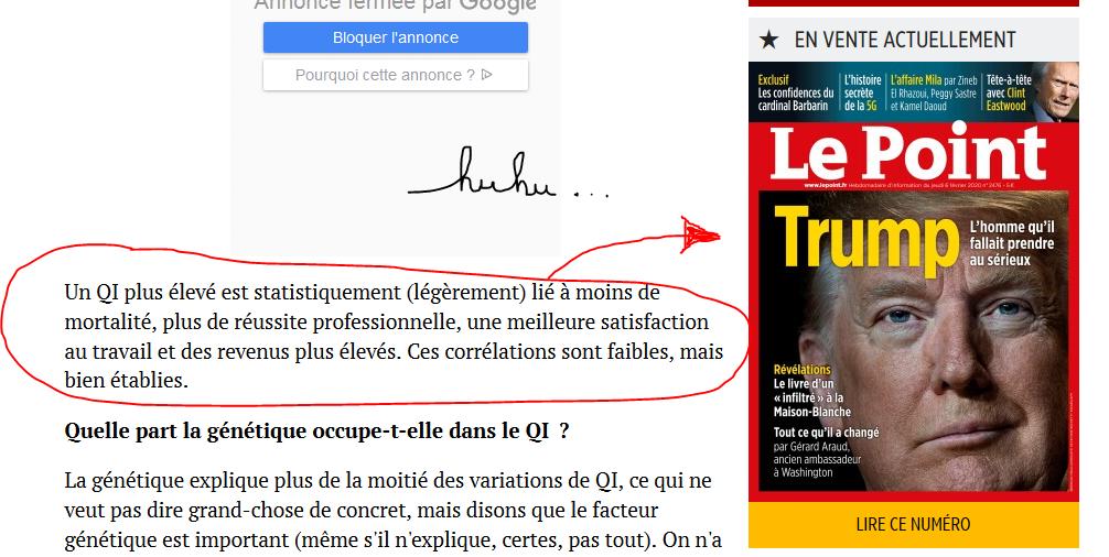 """""""Le business des surdoués est tout à fait juteux », dénonce Nicolas Gauvrit Huhu10"""