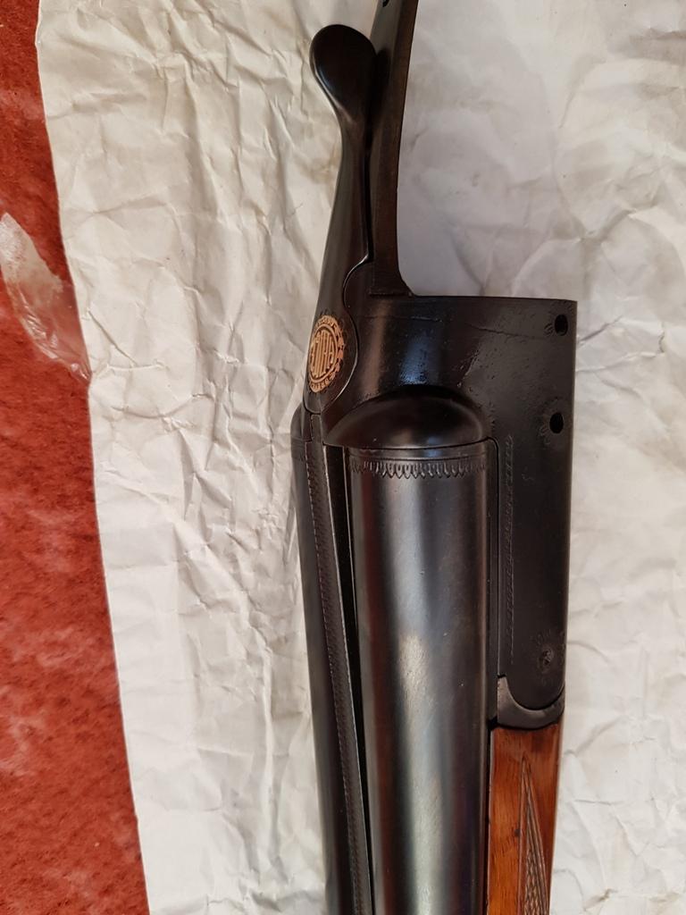 Bronzage d'une bascule de fusil HELICE - Page 2 20201030