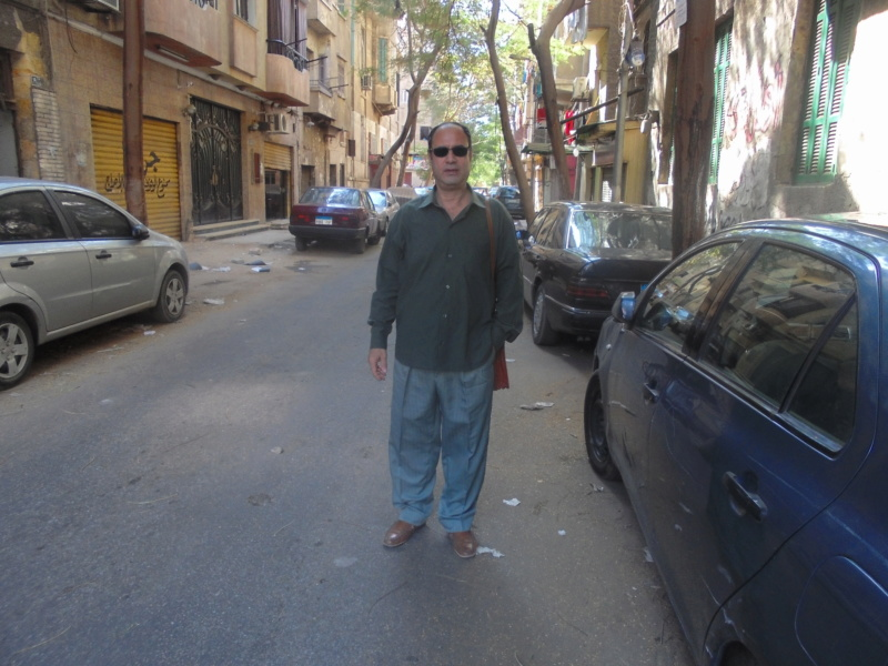 أنا شاعر جماهيري و ليس شاعر النقاد ـــ جمال الشرقاوي \ Dsc01511