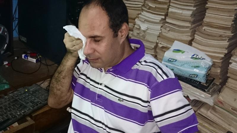 أنا شاعر جماهيري و ليس شاعر النقاد \ أغنية \ مصر يا فخر العرب \ للشاعر \ جمال الشرقاوي \ Screen12