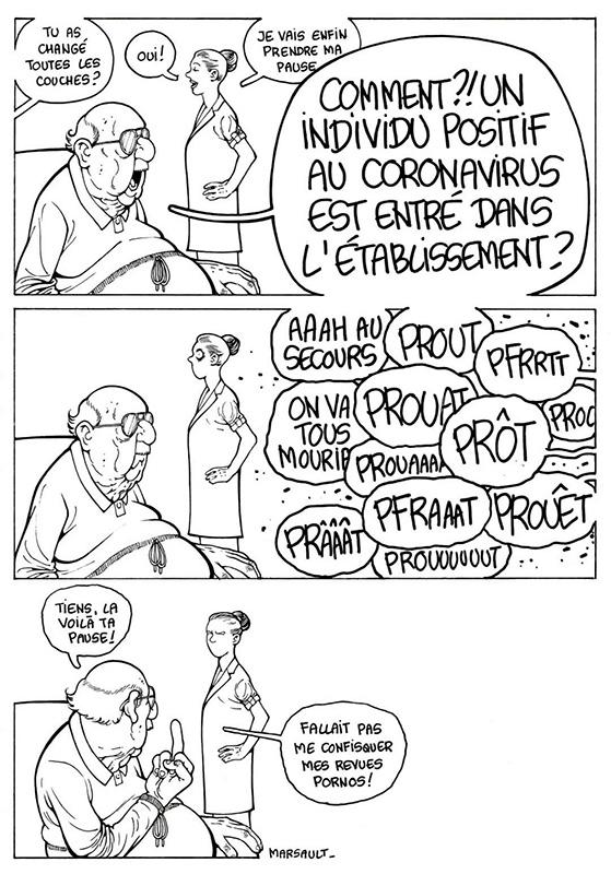 LES BLAGUES DES CONFINE(E)S - Page 4 Vieux10