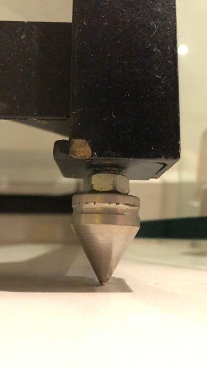 Custom-made Double Isolation Hifi Rack with glass  Rack_310