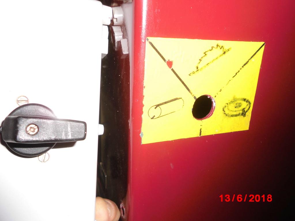 Probleme electrique, de nouveau... Cimg2410