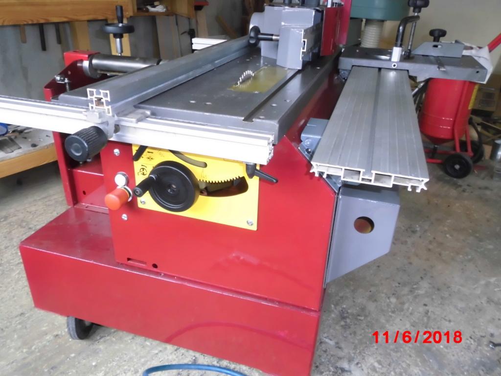 vend combinée à bois bestcombi 2000 Cimg2427
