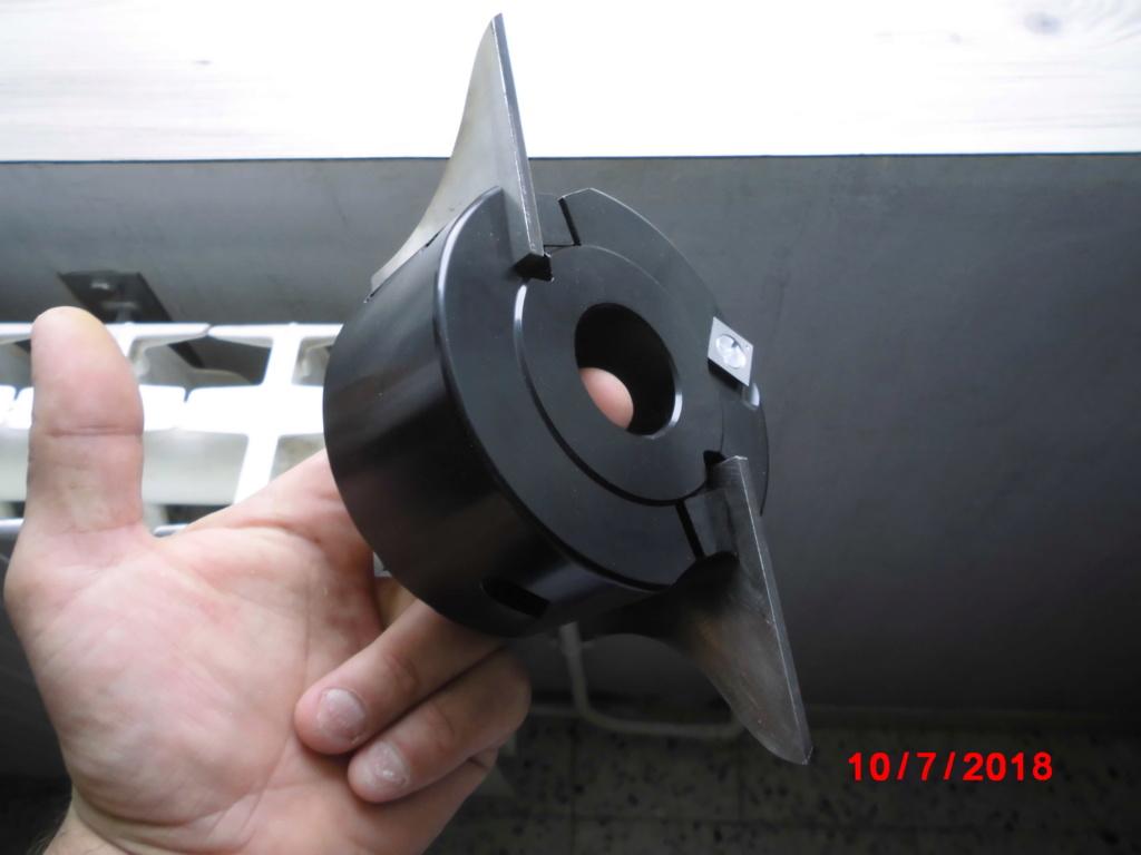 Fers sur mesure adaptable sur porte outil 50 mm d hauteur et 40 également Cimg2535