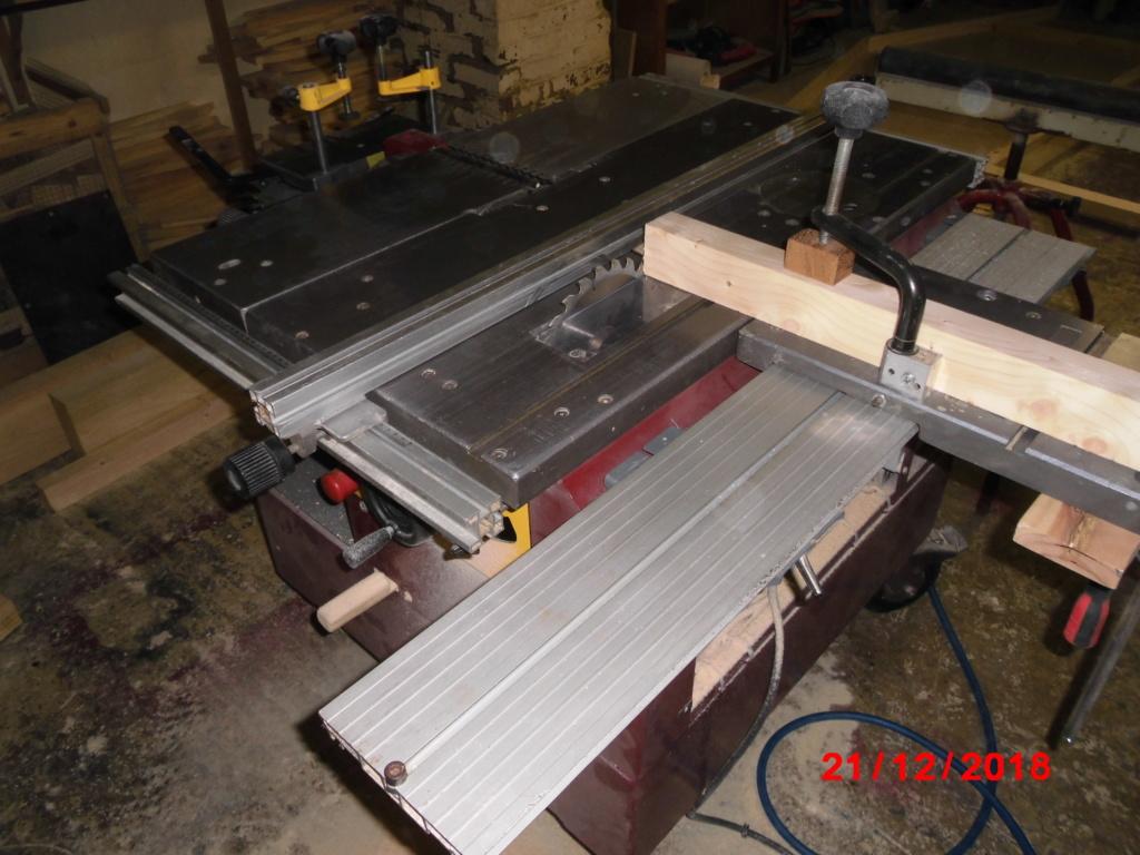 vend combinée à bois bestcombi 2000 Cimg2910
