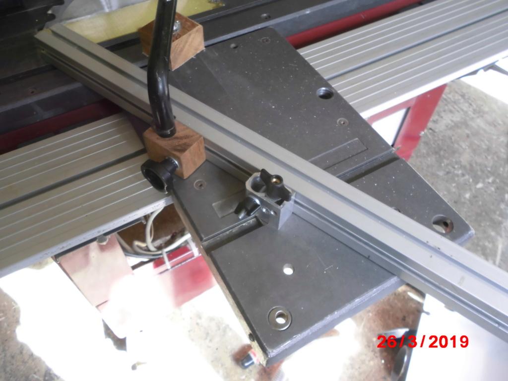 Table de sciage Kity 609 Cimg3213
