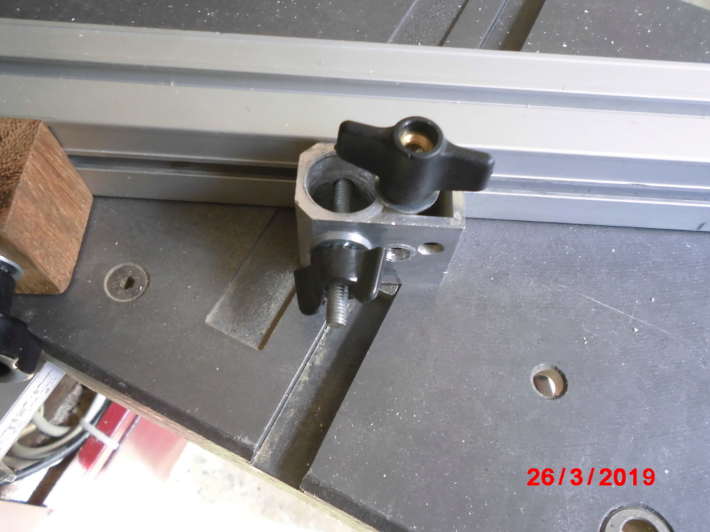 Table de sciage Kity 609 Cimg3214