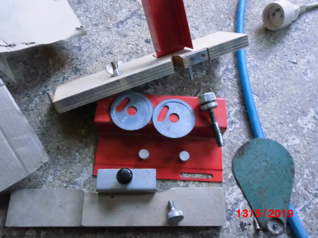 Rotule pour bague oscillante kity 616 Cimg3331